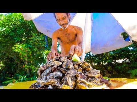 Rio S Oyster Man Brazilian Seafood Claypot Fish In Rio De