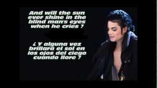 Michael Jackson - Cry (Letra - Traducido Al Español)