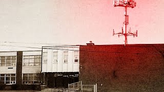 Why Are Cell Phone Towers Going Up on Public Schools All over the Country?