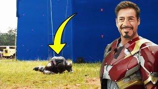 Lustigste und peinlichste Szenen in Marvel-Filmen!