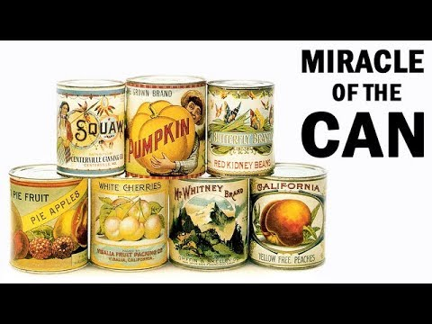 , title : 'How Canned Food Changed America: Miracle of the Can   Vintage Documentary   ca. 1956