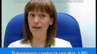 LPG Tratamiento Lipomassage - IVADE - Agrupación Clínica