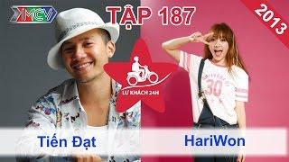 tien-dat-vs-hari-won-lu-khach-24h-tap-187-131013