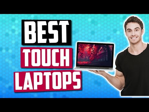 Best Touch Screen Laptops in 2019