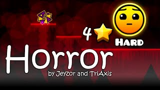 Geometry Dash - Horror by Jeyzor & TriAxis