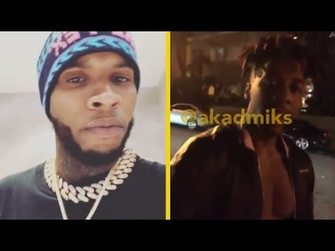 "Tory Lanez Makes Rapper ""Dax"" Apologize For Diss Track!"