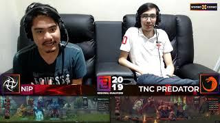 TNC Predator vs NiP Game 1 (Bo3) | Epicenter Major