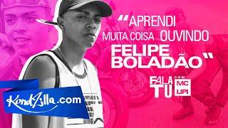 "Fala Tu com MC Lipi – ""Olha Esses Robô ou Moto Loka"" ?"