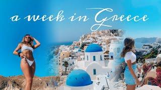 A Week In Greece...