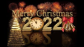 #MerryChristmas Abstract golden moving background | Golden motion background | Merry Christmas 2020