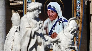 Mother Teresa - Canonization