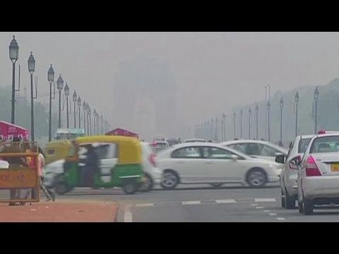 تقرير: CO2 بلغ حدا قياسيا خلال 2015