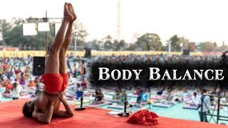 How to Check Your Body Balance | Swami Ramdev