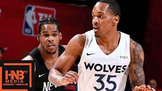 Brooklyn Nets vs Minnesota Timberwolves Full Game Highlights   July 14   2019 NBA Summer League