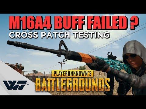 M16A4被Buff了嗎? 假的...