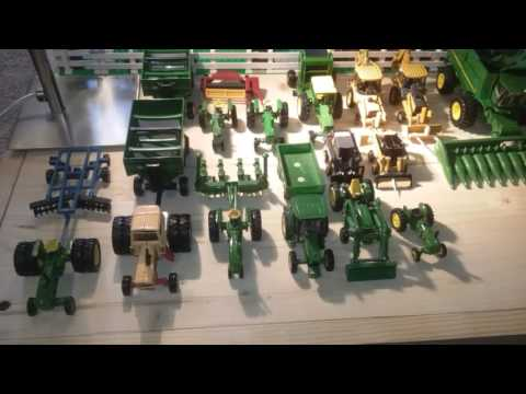 All Of My Ertl Tractors That Work On My 1/64 Farm!