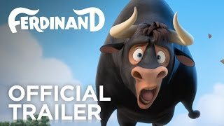 Ferdinand | Official HD Trailer #1 | 2017