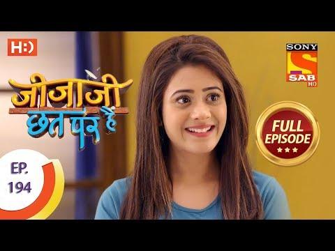 Download Jijaji Chhat Per Hai - Ep 194 - Full Episode - 5th October, 2018 HD Mp4 3GP Video and MP3