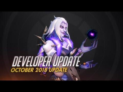 Overwatch Developer Update for October 2018 - Spectator Mode Incoming
