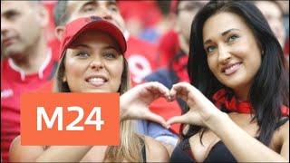 В соцсетях осуждают россиянок за интерес к иностранным болельщикам - Москва 24