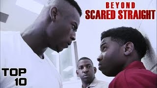 Top 10 Kids Who Think They Are Tough On Beyond Scared Straight