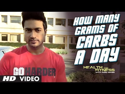 How many grams of Carbs a day to Build MUSCLES or Lose FAT | Health And Fitness | Guru Mann