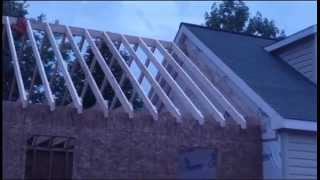 Framing A Cape Cod Roof (1.5 Story)