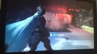 Primeiro vídeo do canal - Batman Arkan Origins