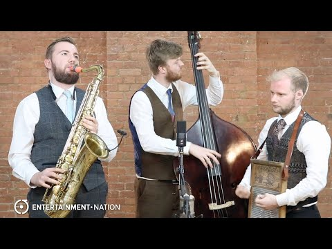 Ragtime Jazz Band - Don't Get Around Anymore