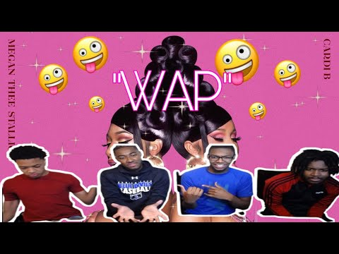 Cardi B – WAP feat. Megan Thee Stallion [Official Music Video] REACTION