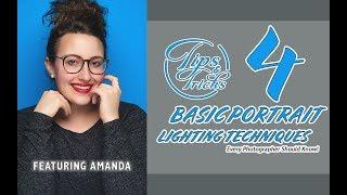 4 Basic Studio Portrait Photography Flash Setup Ideas Every Professional Should Know