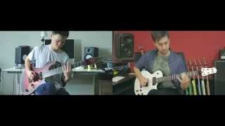 Architects - Naysayer - Dual Guitar Cover | Ryan Siew & Francesco Filigoi