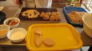 Урок виробничого навчання Приготування котлетної маси з м'яса