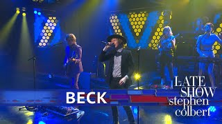Beck Performs