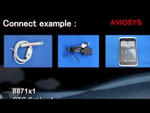 Video of USB Sensor