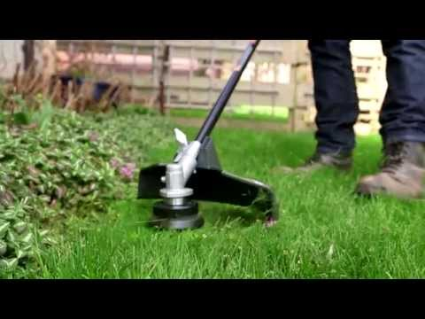 Leighton's Review of the Greenworks 40V Trimmer and Brush Cutter