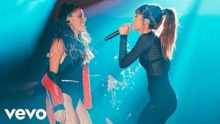 TINI, Aitana   Lo Malo (Live   Coca Cola Music Experience 2018)