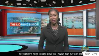 """Black Food Feature on ZNS' """"The Morning Edition"""""""