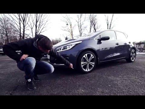 Ford Focus Hatch Хетчбек класса C - тест-драйв 4