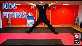 #30 Kids Fitness