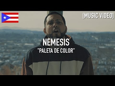 Nemesis - Paleta De Color [ Music Video ]
