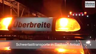 Schwerlasttransport