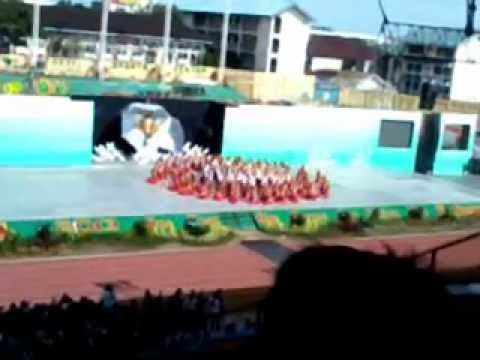 SINANDULOY – TANGUB CITY Sinulog 2013 GRAND CHAMPION Street Dancing