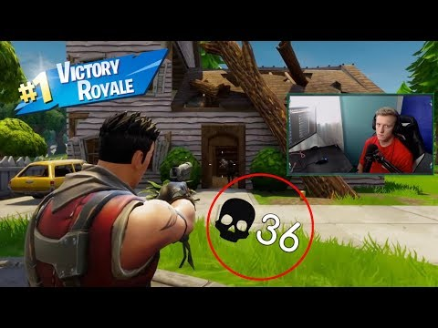The Match That Made Tfue Famous In Fortnite Battle Royale!