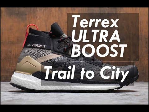 Best Hiking Shoe Adidas Terrex Free Hiker Ultraboost Boost Sneaker Kith GTX Swift