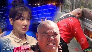 """Hariwon suýt ngất xem """"thiết đầu công"""" Việt Nam dùng đầu đẩy xe 5 tấn không hề hấn gì"""
