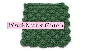 Fancy Stitch Combos - Blackberry Stitch