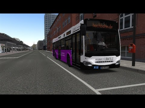Download Omsi 2 New Hamburg Buses Add On First Look Gameplay 4k