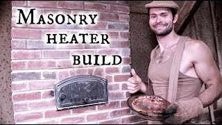 Our Timber Frame Workshop: Masonry Heaters