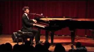 Luca Sestak live in Barcelona - Handclap Blues
